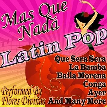 Mas Que Nada: Latin Pop