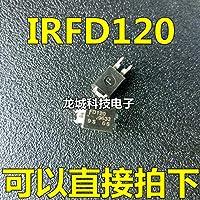 5pcs / lotIRFD120 DIP4 IRFD120PBF DIP-4 IRF120 DIP 在庫あり