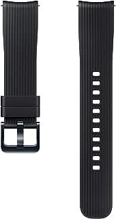 Samsung Galaxy Watch Silikon Kayış, 42 mm, Siyah