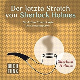 Der letzte Streich von Sherlock Holmes (Sherlock Holmes - Das Original) Titelbild