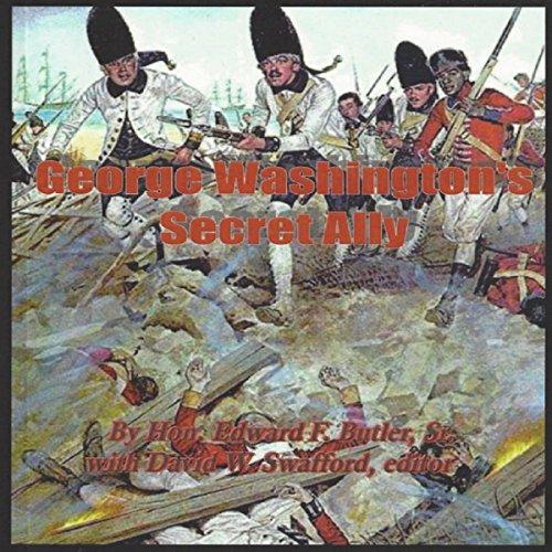 George Washington's Secret Ally audiobook cover art