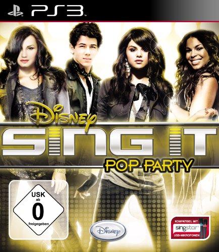 Disney Sing it: Pop Party [Importación alemana]