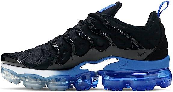 Nike Air Vapormax Plus Blue Black Chrome Men's Size