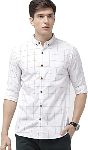 Tryme Fashion Men's Regular Fit Casual Shirt