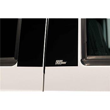 STD//REG 2pc Black Pillar Posts for Dodge Ram 94-01 2dr Standard//Regular Cab