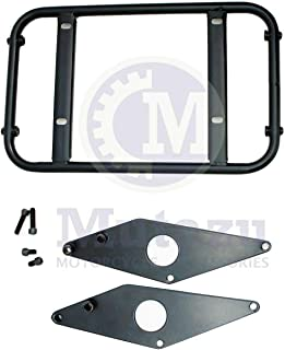 Mutazu Helix Luggage Rack for Honda CN250 CN 250 Fusion,Great for mounting Trunk 85-08