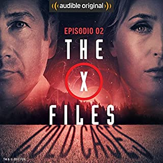 X-Files: Cold Cases 2 audiobook cover art