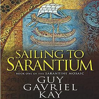 Sailing to Sarantium cover art