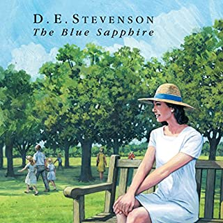 The Blue Sapphire cover art