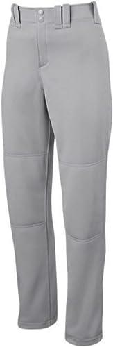 Mizuno pour Femme Adulte Longueur complète Fastpitch Softball Pantalon avec Ourlet Ouvert en Bas, Femme