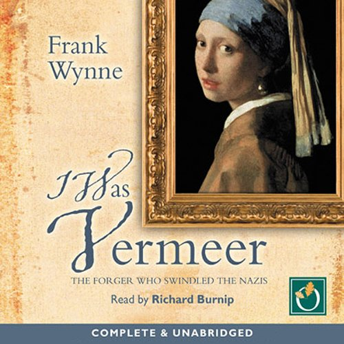 I Was Vermeer cover art