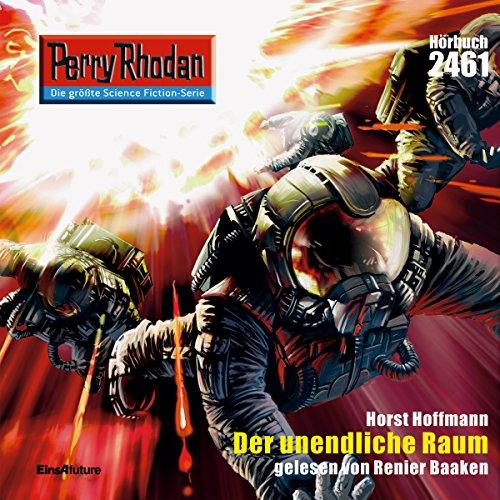 Der unendliche Raum audiobook cover art