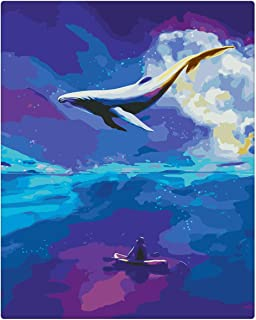 Best acrylic painting whale Reviews
