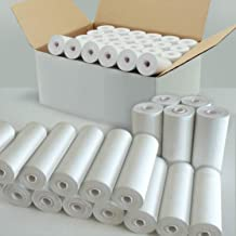 """30 رول کاغذ حرارتی بدون هسته برای چاپگر رسید پایانه پرداخت هوشمند Poynt - 2.25 """"x 16´ea (30 رول)"""