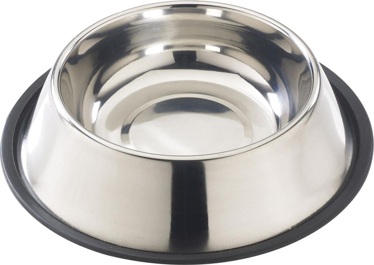 Ethical New color 96-Ounce Max 88% OFF No-Tip Stainless Dish