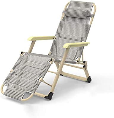 Amazon.com : Living Accents Multi-Position Metropolitan ... on Living Accents Sling Folding Chaise id=57576