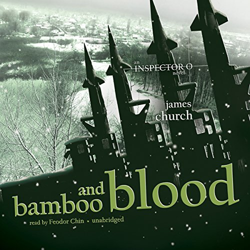 Bamboo and Blood audiobook cover art