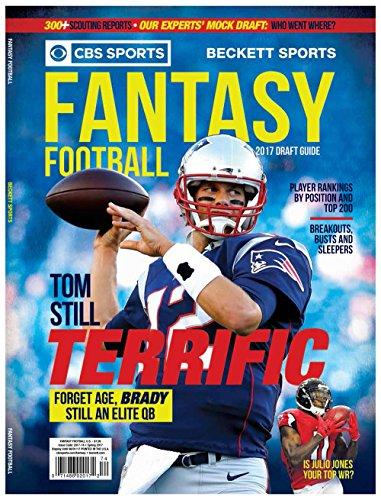 2017 Fantasy Football Draft Guide Magazine - June Version