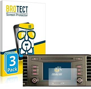 Ultra Clair Savvies Film Protection d/écran pour Seat Media System Plus 8 2016 6 Pi/èces