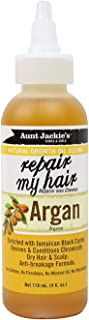 Aunt Jackie'S Natural Growth Oil Blends Repair My Hair, Enriched with Jamaican Black Castor and Argan Oil, Revives and Con...