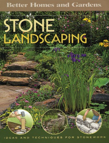 Stone Landscaping (Better Homes & Gardens Do It Yourself)