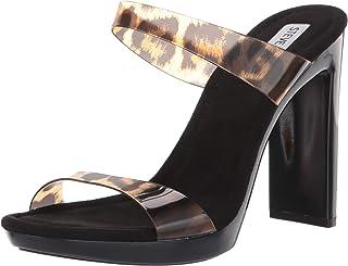 Steve Madden Women's Glassy Heeled Sandal