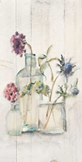 Posterazzi Blossoms on Birch II Panel Poster Print by Cheri Blum, (12 x 18)