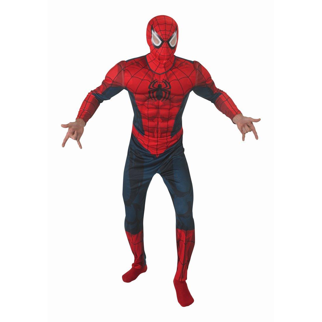 Disfraz de araña los héroes de cómic Spiderman costume ...