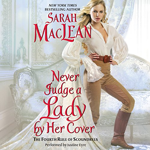 Never Judge a Lady by Her Cover Titelbild