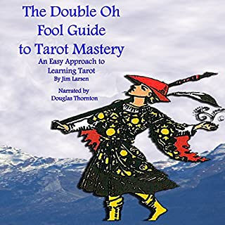 The Double Oh Fool Guide to Tarot Mastery cover art
