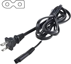 SLLEA 6ft AC Power Cord Cable Plug For Bose Acoustimass 3 6 9 10 15 25 Series IV Speaker System; BOSE 3-2-1 321 GS Series II Powered Subwoofer