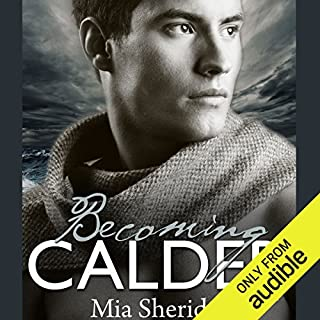 Becoming Calder audiobook cover art