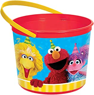 cookie monster halloween bucket