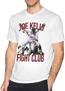 TilliessLeve Men's Joe Kelly Fight Boston Baseball Club Cool T-Shirt