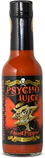 Psycho Juice Hot Chili Sauce 70% Ghost Pepper