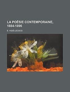 La Poesie Contemporaine, 1884-1896