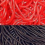 Smarty Stop Gerrit Verburg Licorice Laces 2 LB (Red & Black)