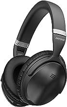 Mpow H5 Auriculares Diadema Bluetooth, 30 Horas de Juego, Cascos Iámbricos con Cancelación de Ruido, Hi-Fi Sonido Estéreo, Auriculares Bluetooth Inalámbricos para iPhone/Xiaomi/TV/PC