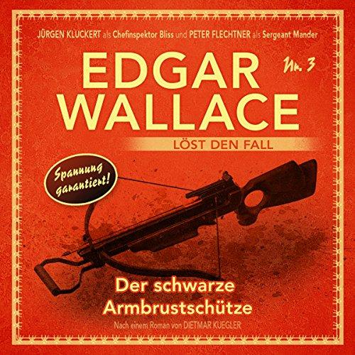 Der schwarze Armbrustschütze audiobook cover art