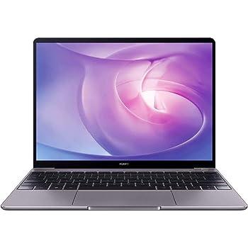 HUAWEI MateBook 13 2020 - Ultra Laptop with 2K FullView Multi-touch Screen - 10th Gen Intel Core i7-10510U, 16GB RAM, 512GB SSD, NVIDIA GeForce MX250, Windows 10 Home, Space Grey