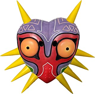 Majora's Mask Colorful Latex Mask Cosplay Costume Accessory Prop