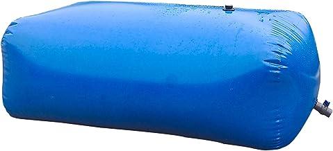 XBSXP Réservoir de Stockage d'eau extérieur de Grande capacité, Sac de Stockage d'eau Flexible Pliable avec Robinet, réser...