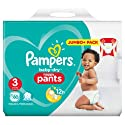 Pampers Baby Dry Pants Size 3 Jumbo+ Pack 80 Nappies