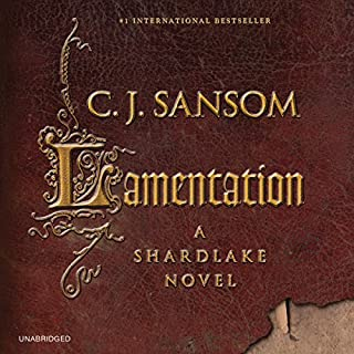 Lamentation                   Written by:                                                                                                                                 C.J. Sansom                               Narrated by:                                                                                                                                 Steven Crossley                      Length: 25 hrs and 21 mins     3 ratings     Overall 5.0