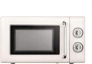 GMZS Encimera de microonda, 20L Hogar eléctrico Cocina con Parrilla BBK Horno para Pizza, una función de la Placa giratoria,AU