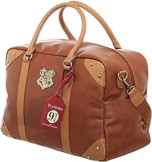 Harry Potter Hogwarts School Trunk Inspired Luggage Travel Duffle Bag
