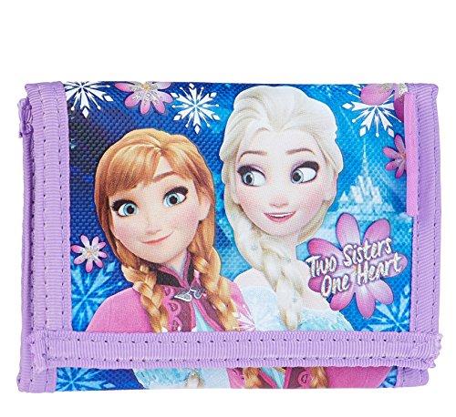 Frozen/Reine Des Neiges - 93485 - Porte Feuille Velcro