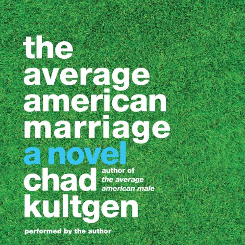 The Average American Marriage audiobook cover art
