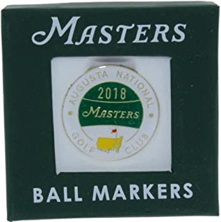 Masters 2018 Ball Marker from Augusta National Golf Club