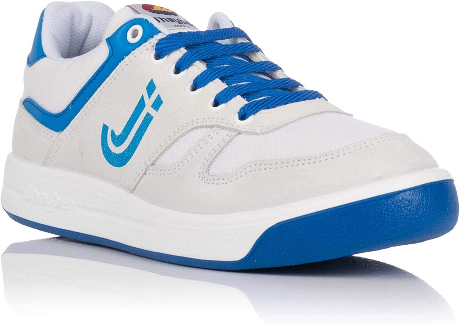 J Hayber New Match White-Royal